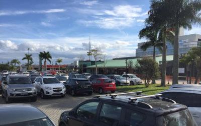 A renovação do Primavera Garden Center, em Florianópolis