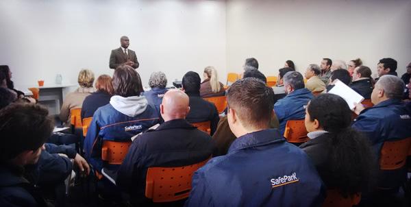 Palestras reúnem as lideranças da empresa